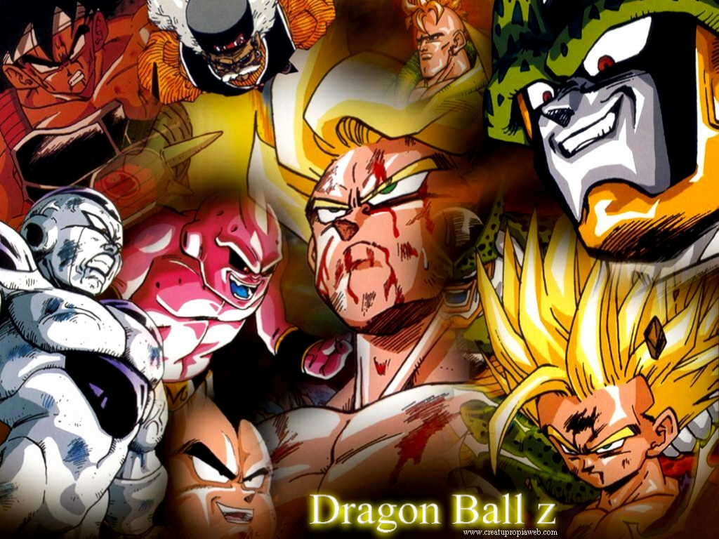 exelentes fotos de dragon ball / dragon ballz y dragon ball