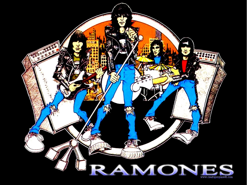 Ramones - Punk Rock - Live In Concert 1978