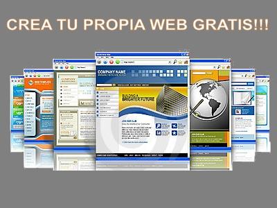 la friki estaciòn: paginas web para hacer sitios web gratis | la