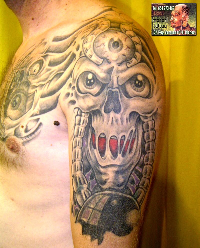 Galeria De Imagenes Trabajos Tatuaje Y Piercing